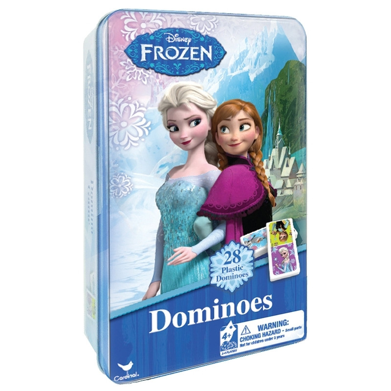 CARDINAL GAMES doomino karbis Frozen, 6033086
