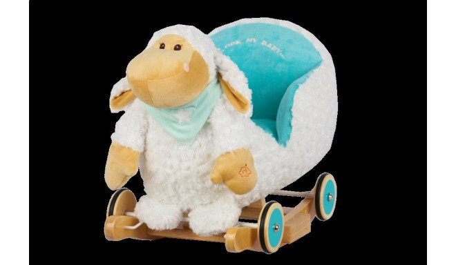JOLLY RIDE šūpoles - aitiņa, JR2545