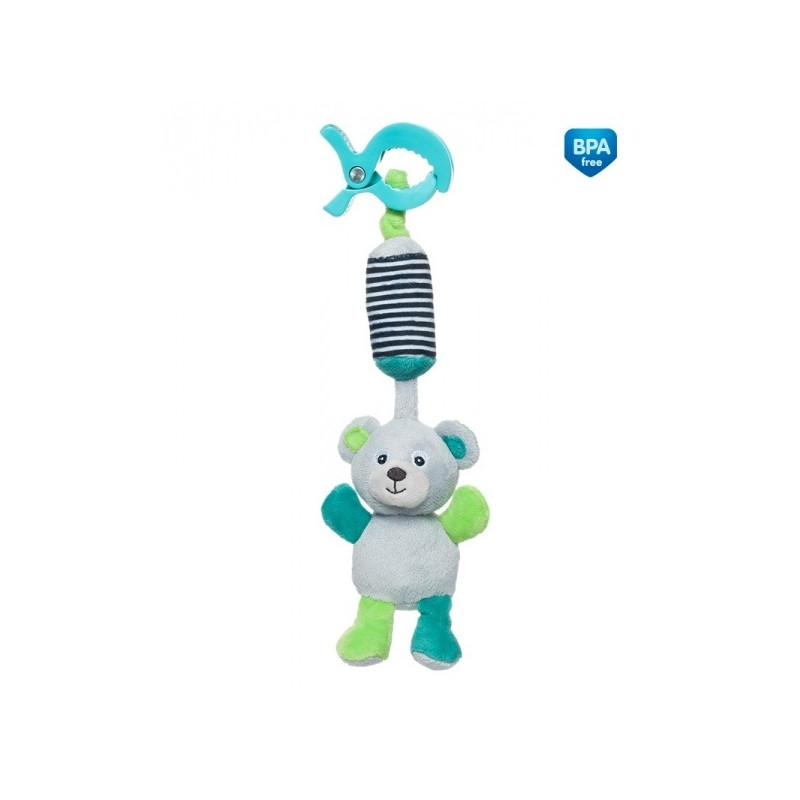 CANPOL BABIES riputatav mänguasi Bears Grey 68/054_grey