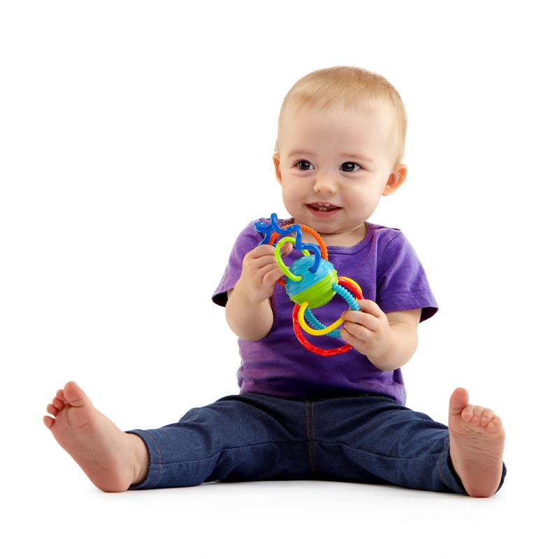все картинки малыш с погремушками комфортного углового