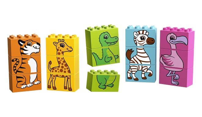 10885 LEGO® Duplo Minu esimene lõbus mosaiikpilt