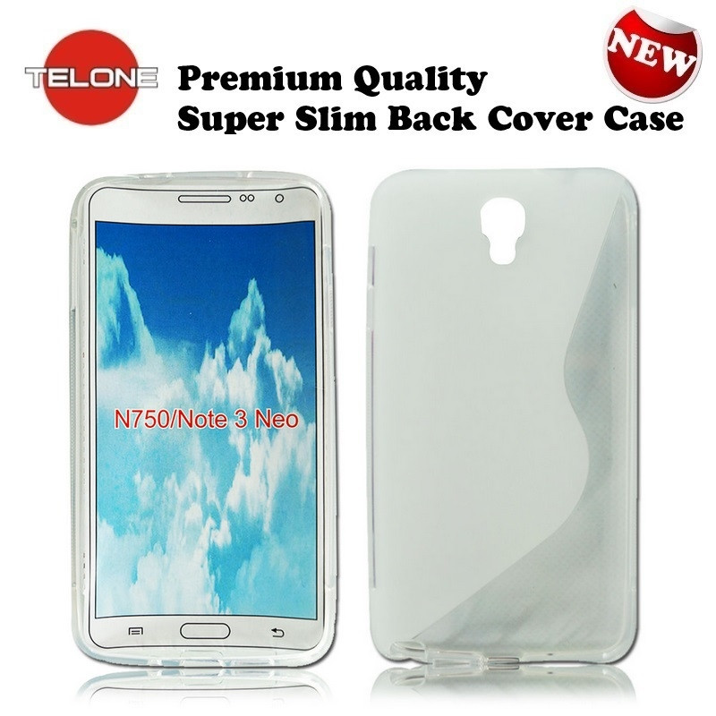 promo code bf68a be6fe Telone case Samsung Galaxy Note 3 Neo, transparent