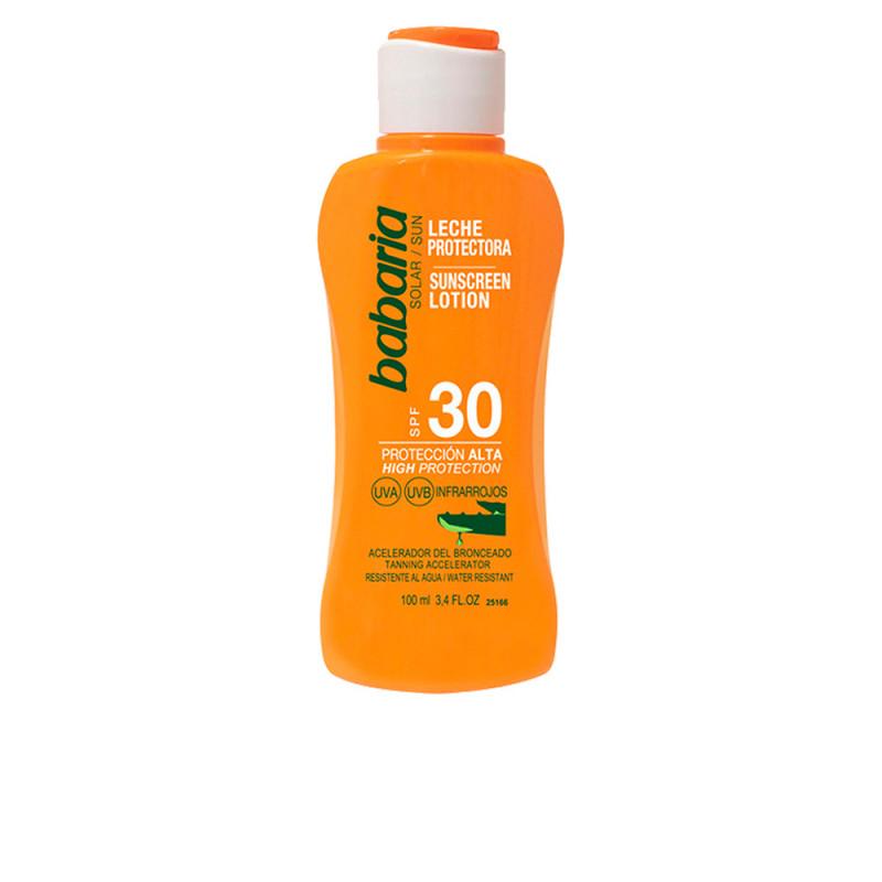 SOLAR ALOE VERA leche solar SPF30 100 ml