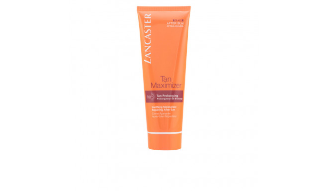 Lancaster TAN MAXIMIZER soothing moisturizer 250 ml