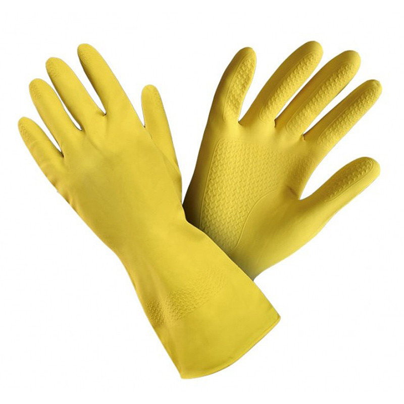 f8e00f685d6 Kummikindad, lateksist, kollane, XL - Safety work gloves - Photopoint