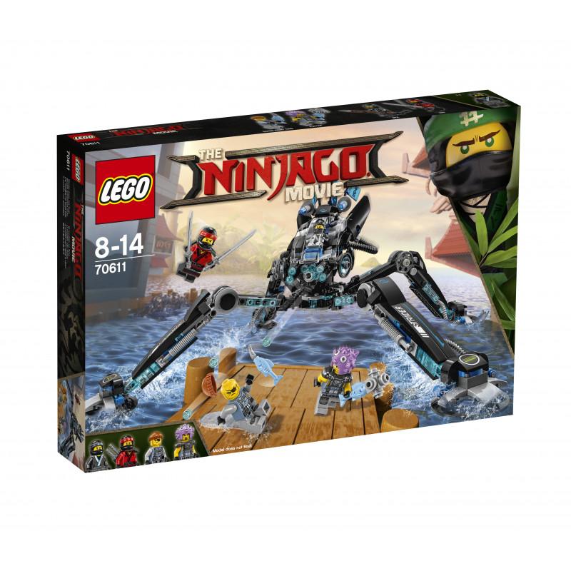 c8e2d48771a LEGO Ninjago Vesiliikur - LEGO - Photopoint