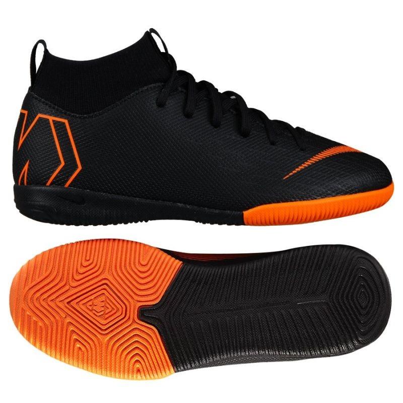 3898953575 Kids indoor football shoes Nike Mercurial SuperflyX 6 Academy GS IC Jr  AH7343-081