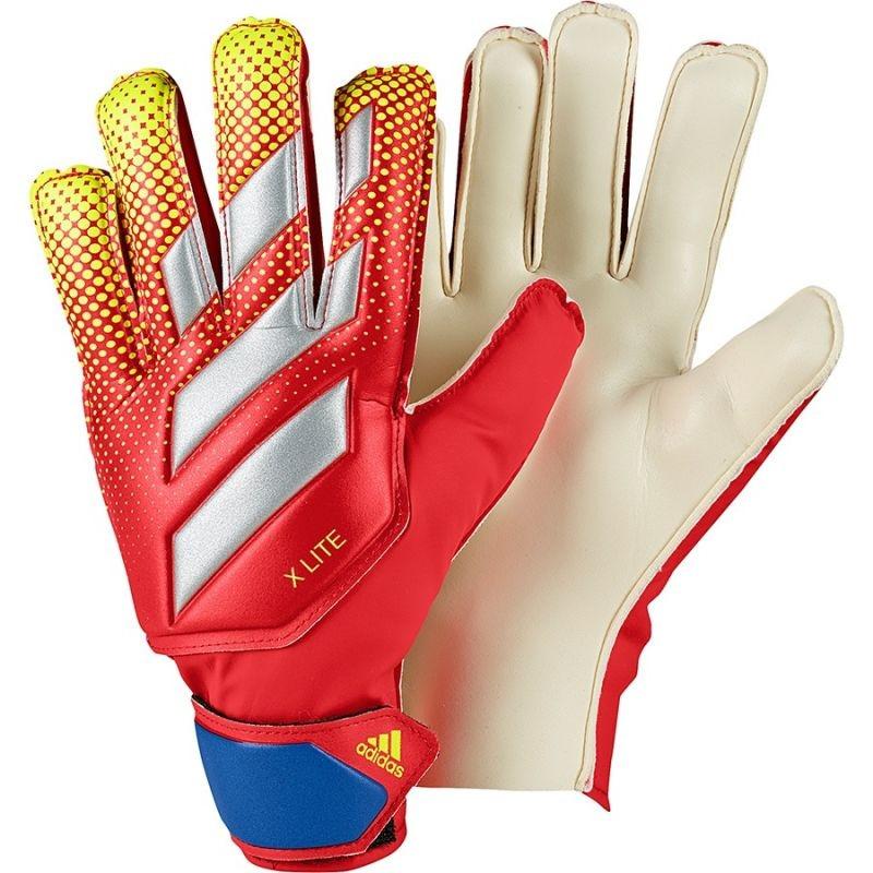 7d9f37637b Men's goalkeeper gloves adidas X Lite DN8537