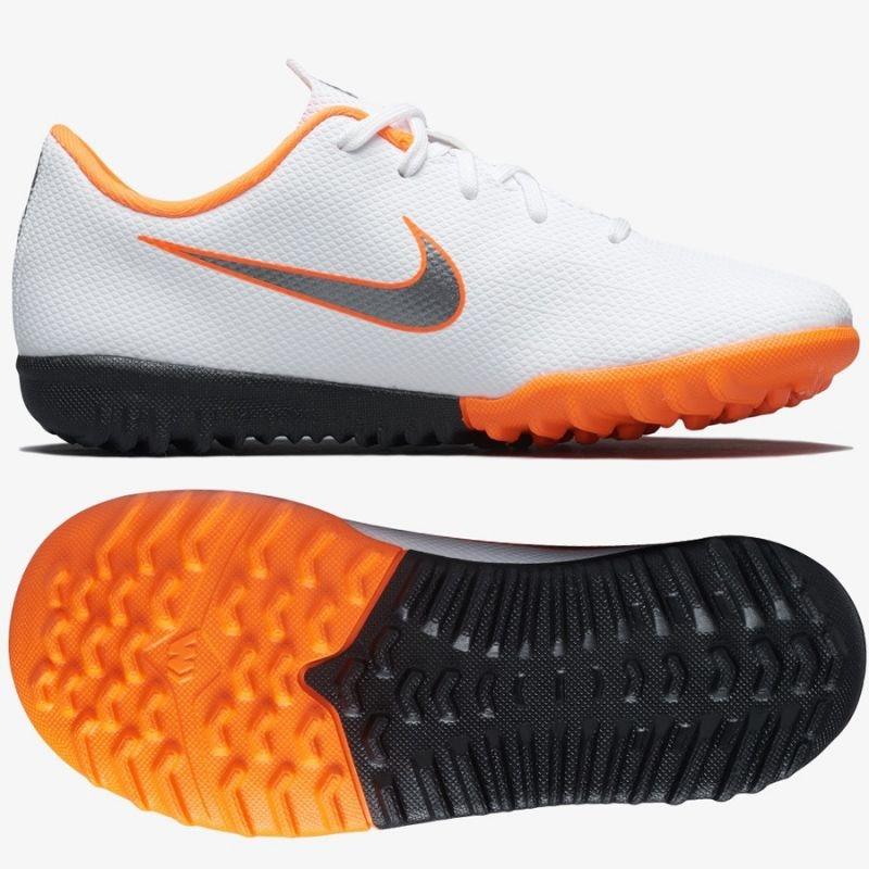low priced 6cbd8 424d8 Kids football shoes Nike Mercurial VaporX 12 Academy TF Jr AH7353-107