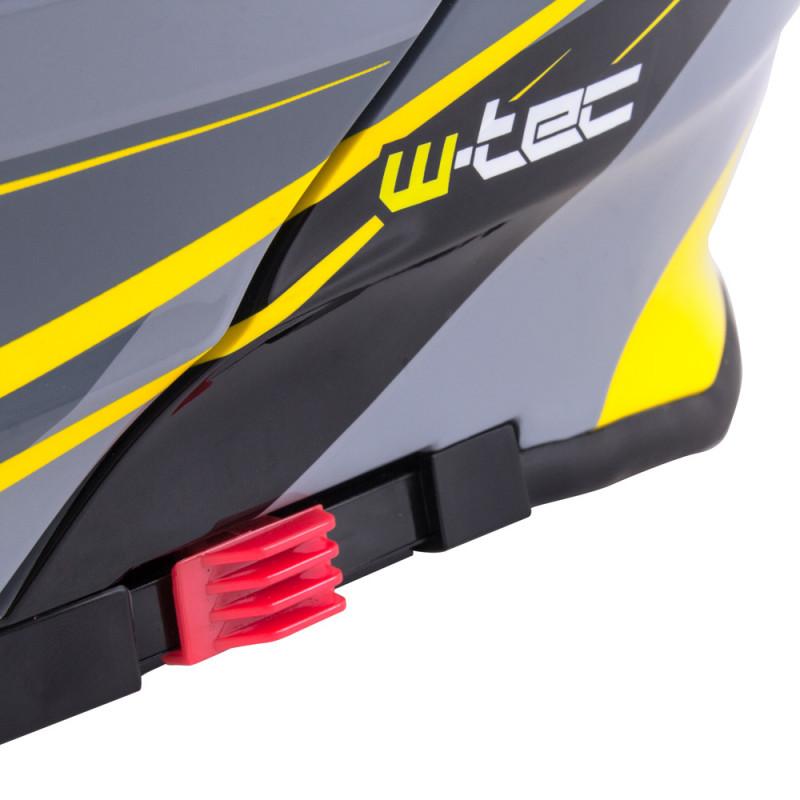 Flip-Up Motorcycle Helmet W-TEC V271