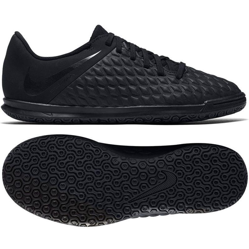 3ae6ddb5cbd Kids football shoes Nike Hypervenom PhantomX 3 Club IC Jr AJ3789-001 ...