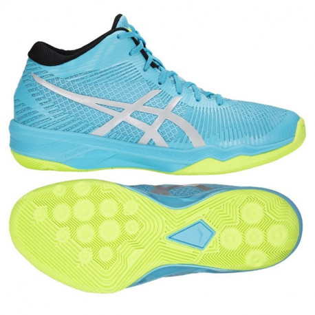 Men's volleyball shoes Asics Gel Volley Elite FF MT M B750N 400 Training shoes Photopoint