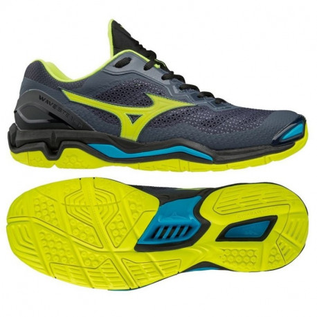 mizuno wave stealth 4 yellow apples