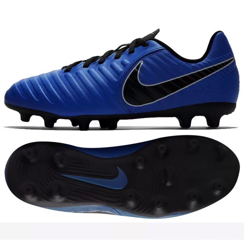 promo code 9d7e1 254c5 Kids grass football shoes Nike JNR Tiempo Legend 7 Club MG Jr AO2300-400