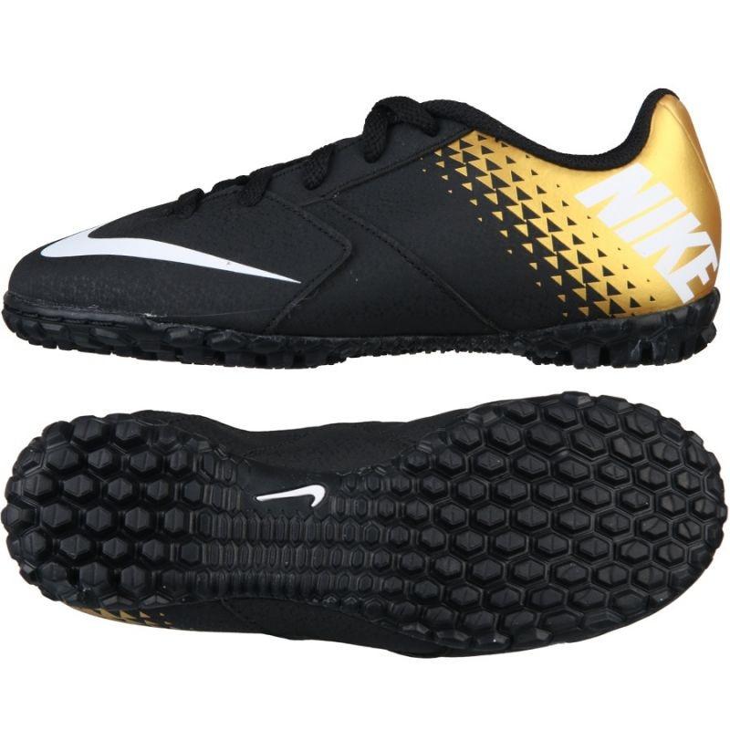 c83d7d79aaa7 Kids turf football shoes Nike Bomba X TF Jr 826488-077 - Training shoes -  Photopoint
