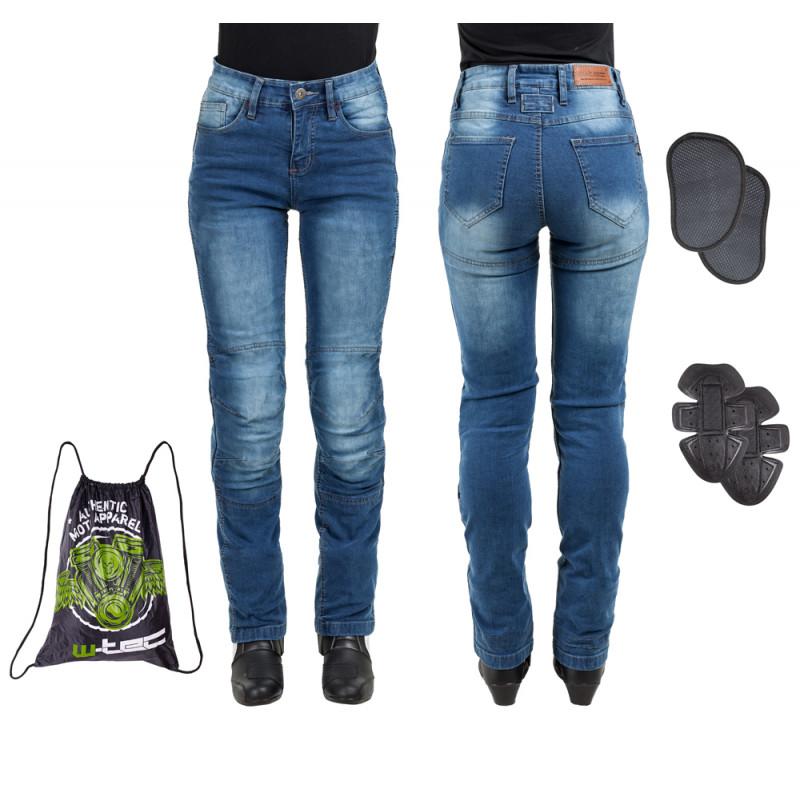 Moto jeans for women W-TEC Lustipa