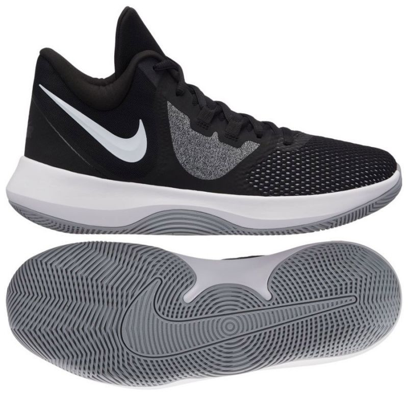 631f6fd77bd Men s basketball shoes Nike Air Precision II M AA7069-001 - Training shoes  - Photopoint