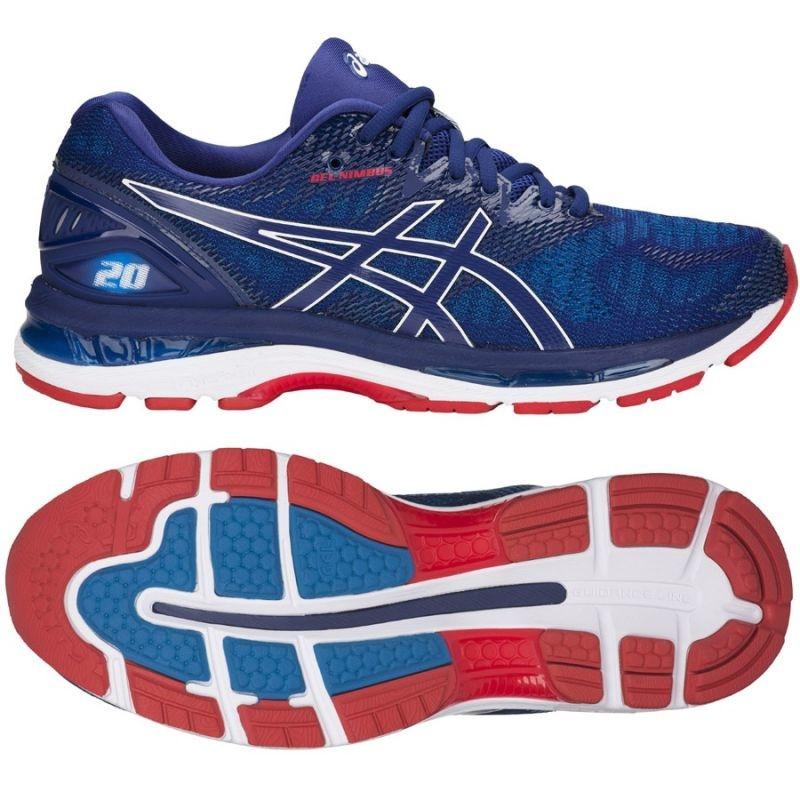 d06a81ef2d0 Men's running shoes Asics Gel Nimbus 20 M T801N-400