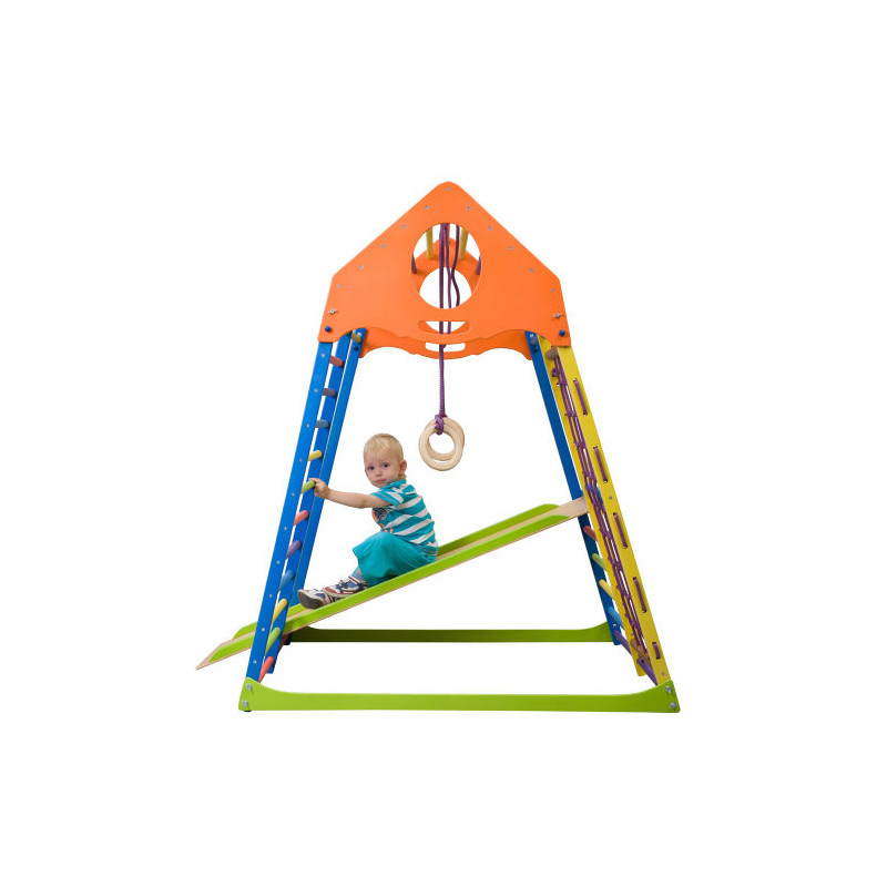 Children's Climbing set inSPORTline Kindwood Set Plus