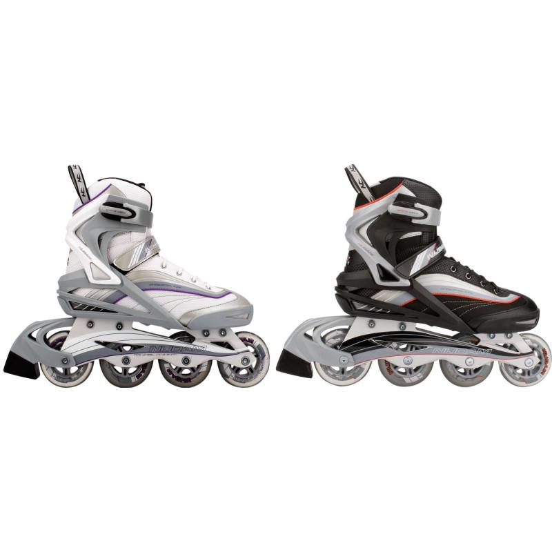 283028bd50a Inline Skates Semi-Softboot Nijdam - Rollerblades - Photopoint