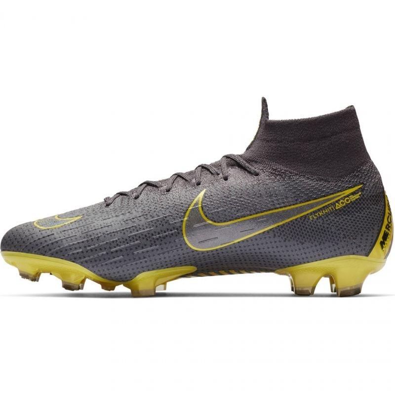 Kids grass football shoes Nike Mercurial Superfly 6 Elite FG M AH7365 070