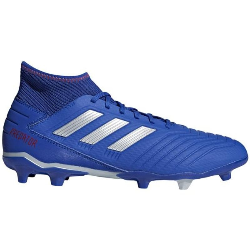 Kids grass football shoes adidas Predator 19.3 FG M BB8112
