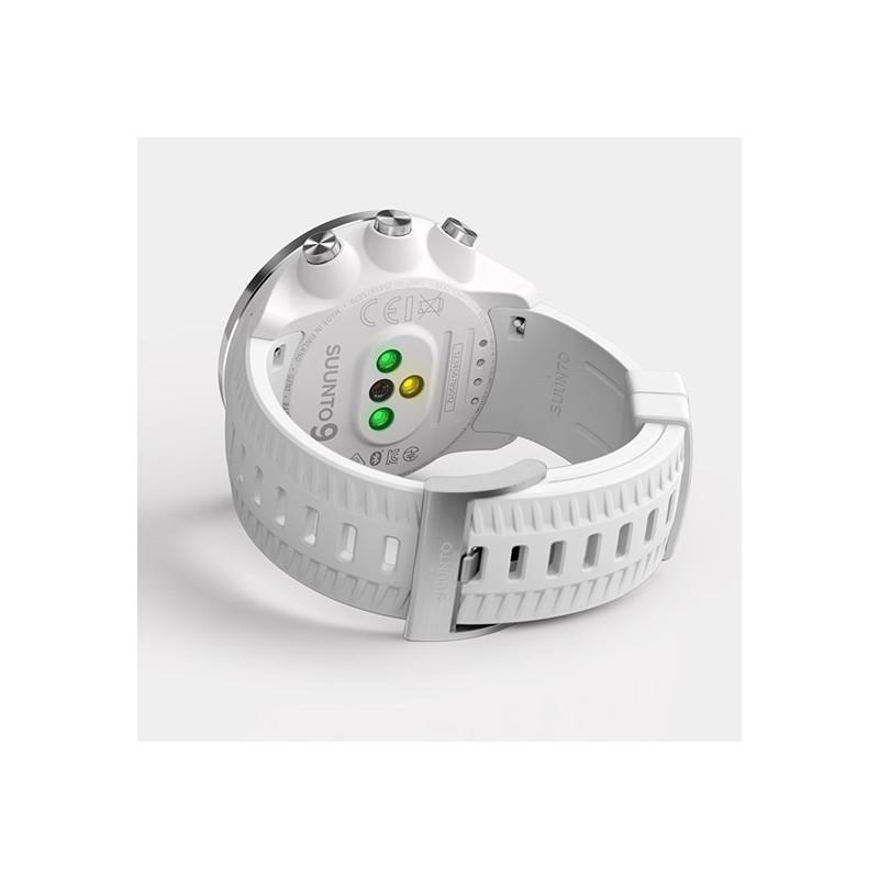 Smart watch for training 9 Baro white Suunto