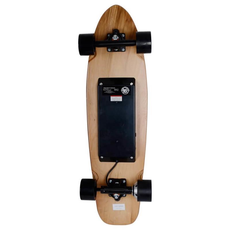 Electric Longboard Skatey 350L Wood Art