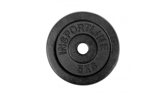 5kg Steel Weight Plate inSPORTline