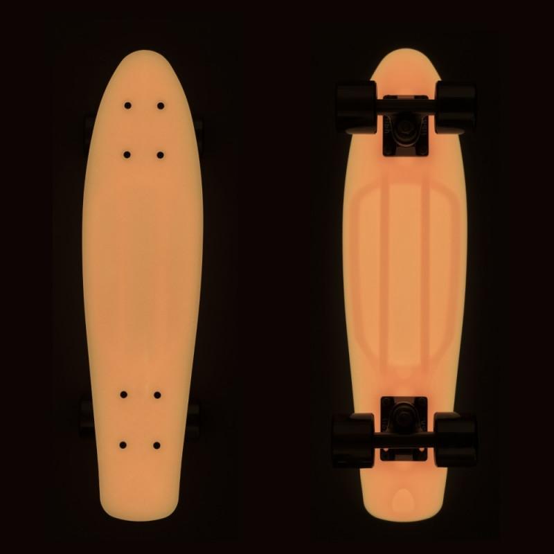"401cc1bf2 Glow Penny Board Fish Classic Glow 22"" - Skateboards - Photopoint"
