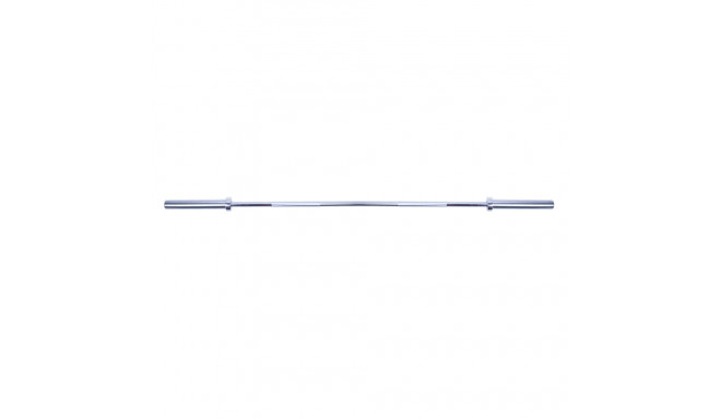 Barbell with Bearings inSPORTline OLYMPIC Straight 200cm OB-80 up to 300kg