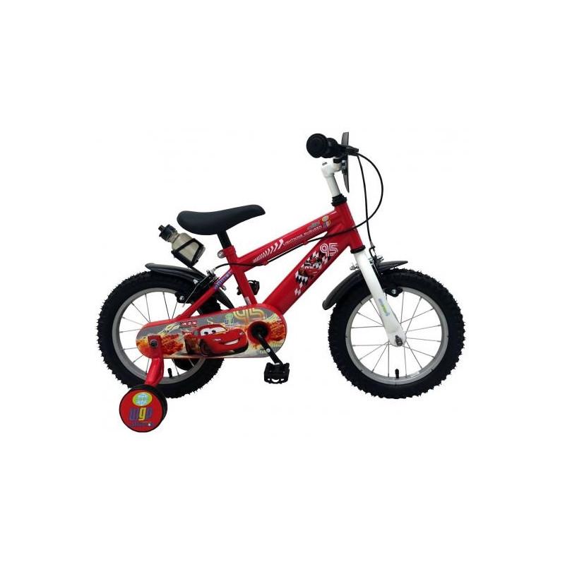 e5dce828b2d Poiste jalgratas 14 tolli käsipidurittega Disney cars - Lasterattad ...