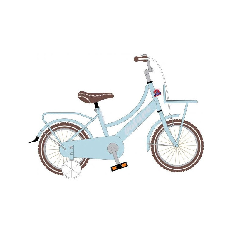 c8b8327f648 Jalgratas tüdrukutele Volare Excellent 16 tolli 2 - Lasterattad ...