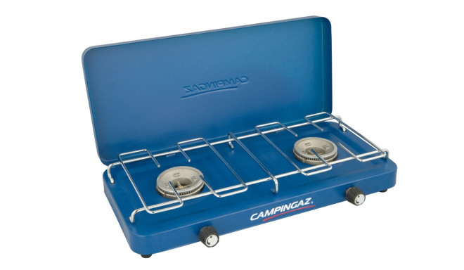 Campingaz Base camp with lid, gas cooker