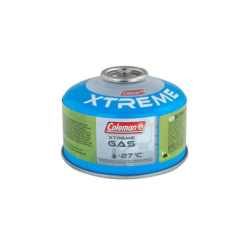 Coleman C100 Xtreme - valve gas cartridge