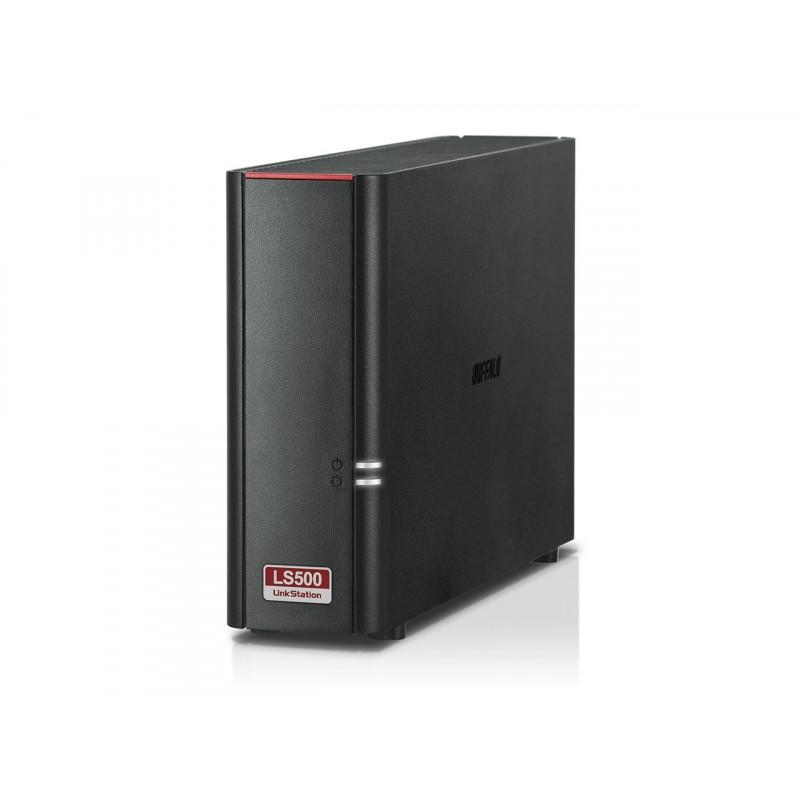 Buffalo LinkStation 510D 2TB, 1x Gb LAN (LS510D0201-UE)