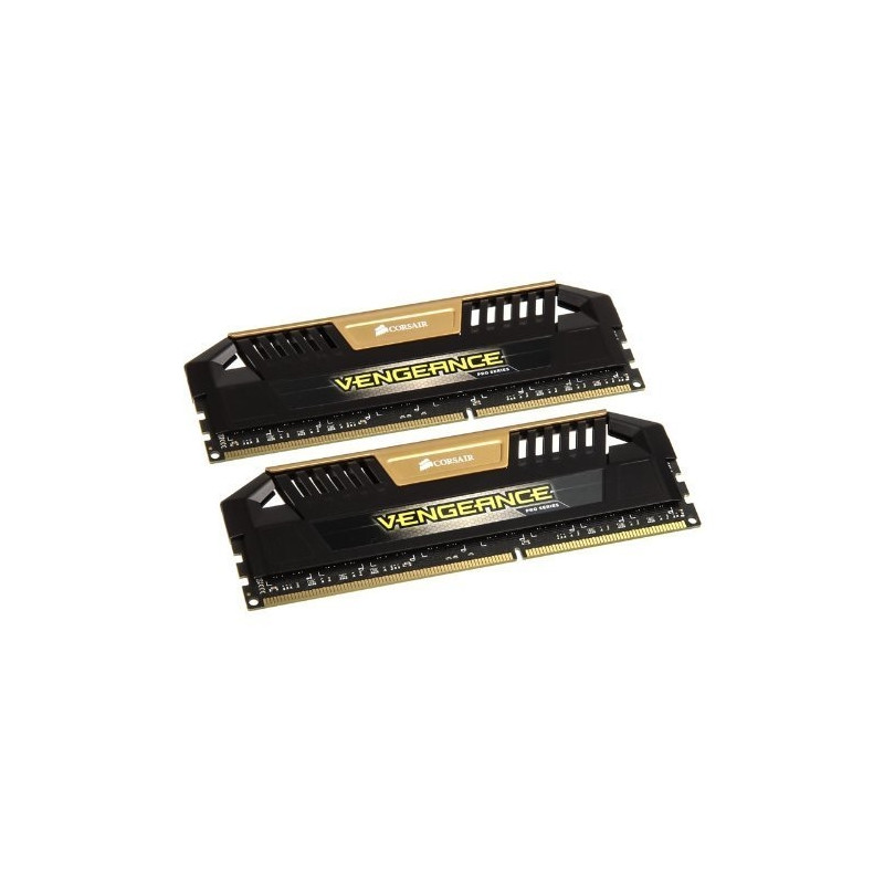 Corsair RAM 8GB DDR3 1600MHz Class 9 Vengeance Pro gold Dual