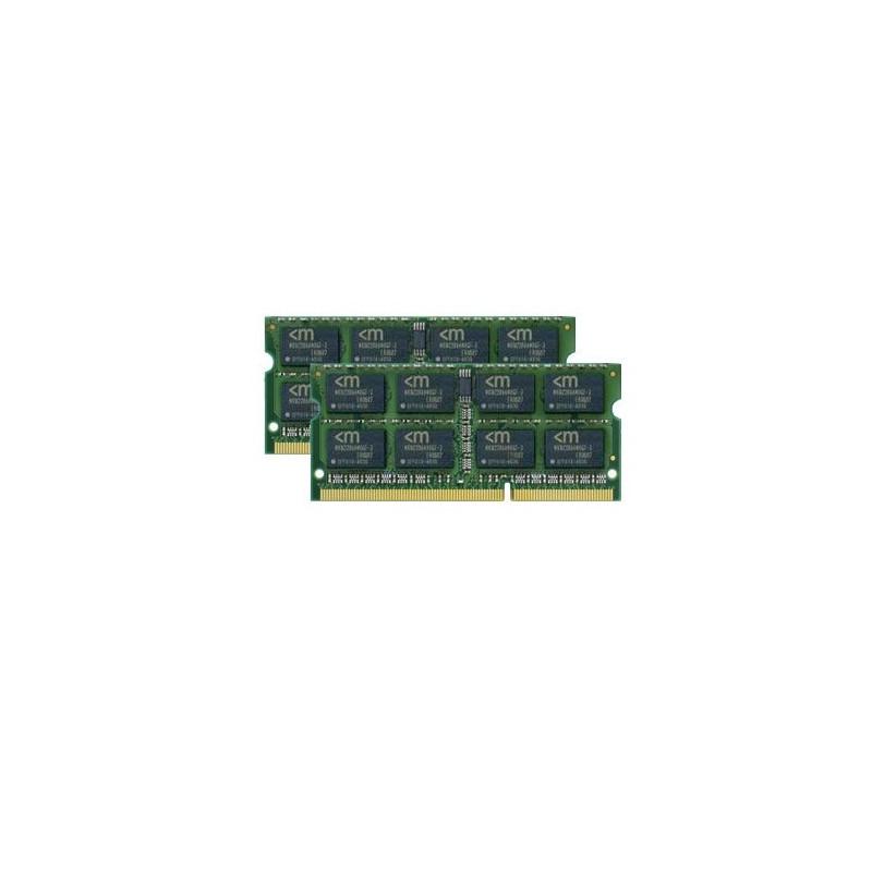 Mushkin RAM DDR3 8GB SO-DIMM 1066-7 Essent Dual
