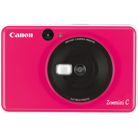 Canon Zoemini C, roosa
