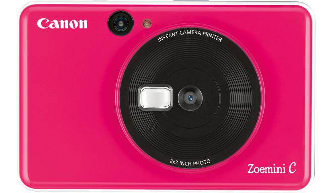 Canon Zoemini C, rozā