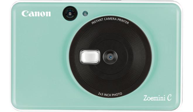 Canon Zoemini C, roheline