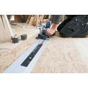 Bosch Circular Saw  GKS 65 GCE +FSN1600 blue - FSN 1600