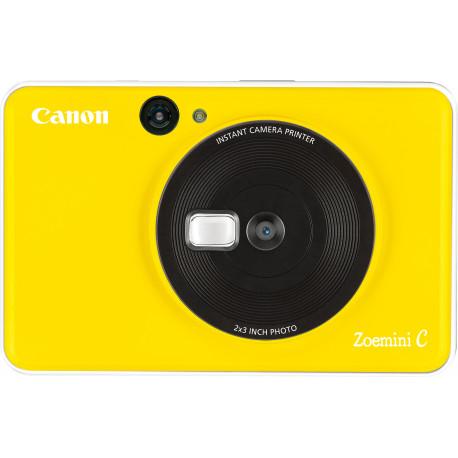 Canon Zoemini C, dzeltens