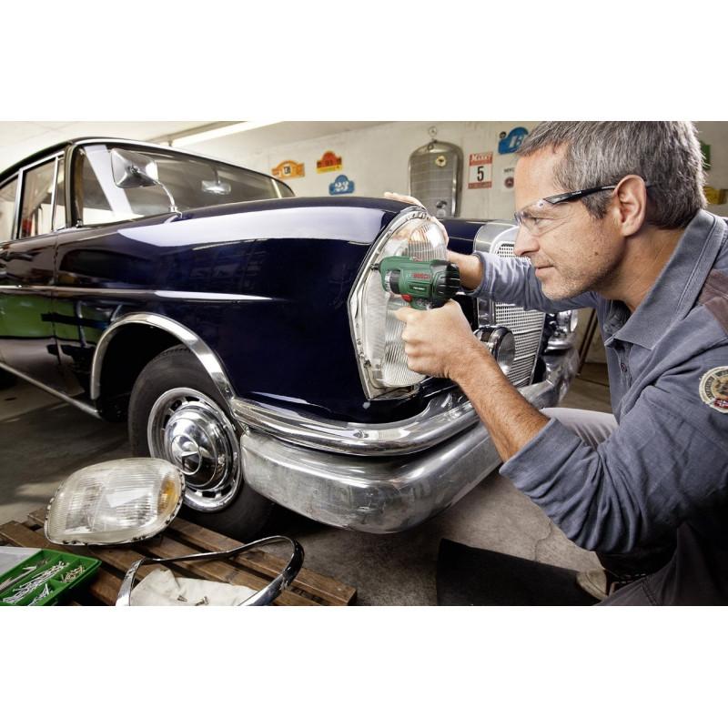 Bosch Cordless Screw Driller  PSR Selcet 3,6V green