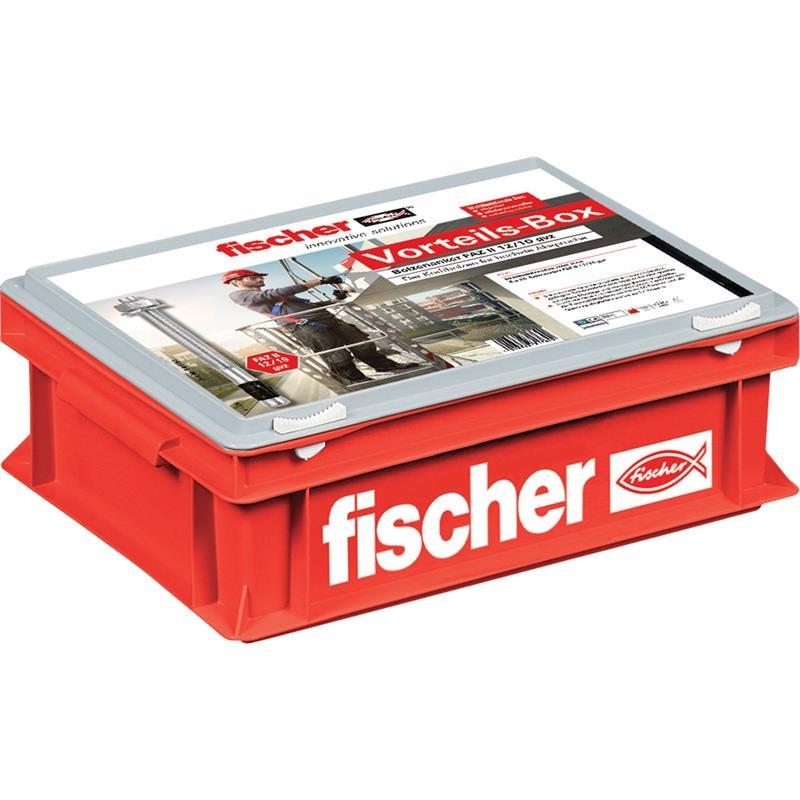 Fischer Advantage-Box FAZ II 12/10 gvz - 544784