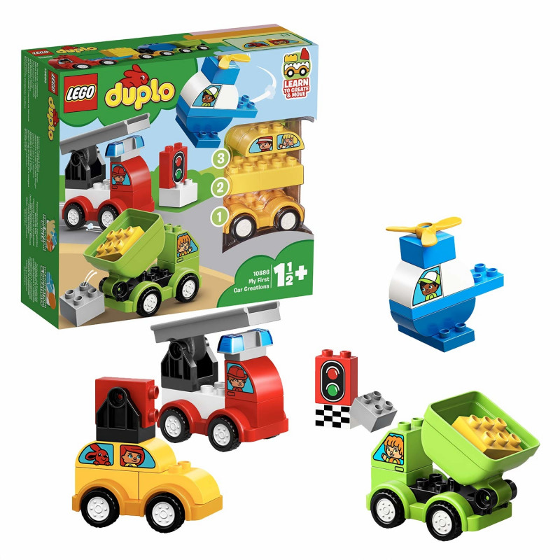 LEGO 10886 DUPLO My first vehicles