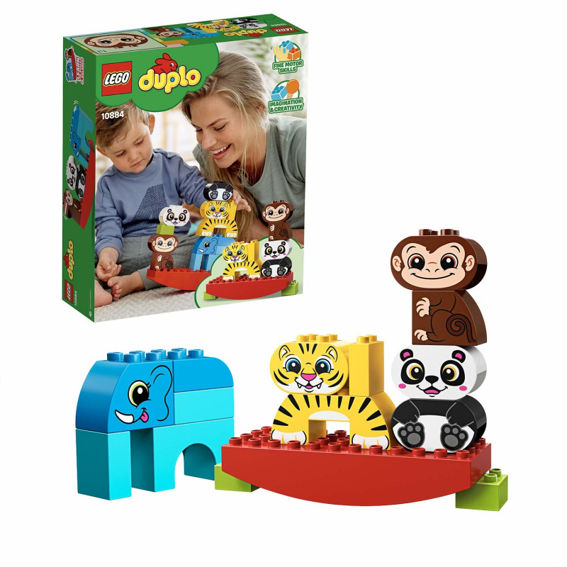 LEGO 10884 DUPLO My first seesaw with animals