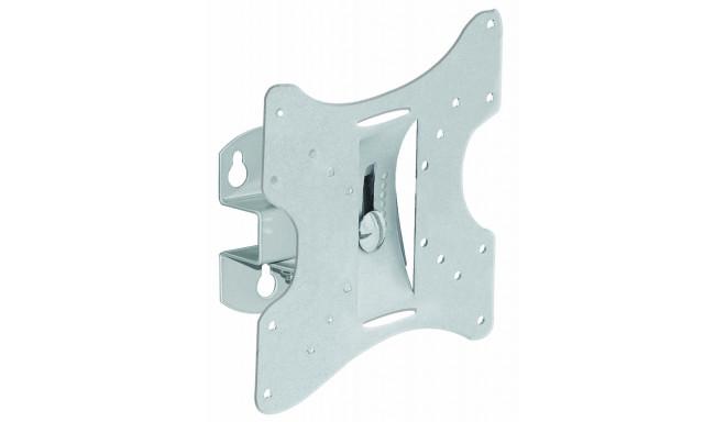 Goobay TV wall mount EasyFlex M WA H-SB-NT 30kg, silver