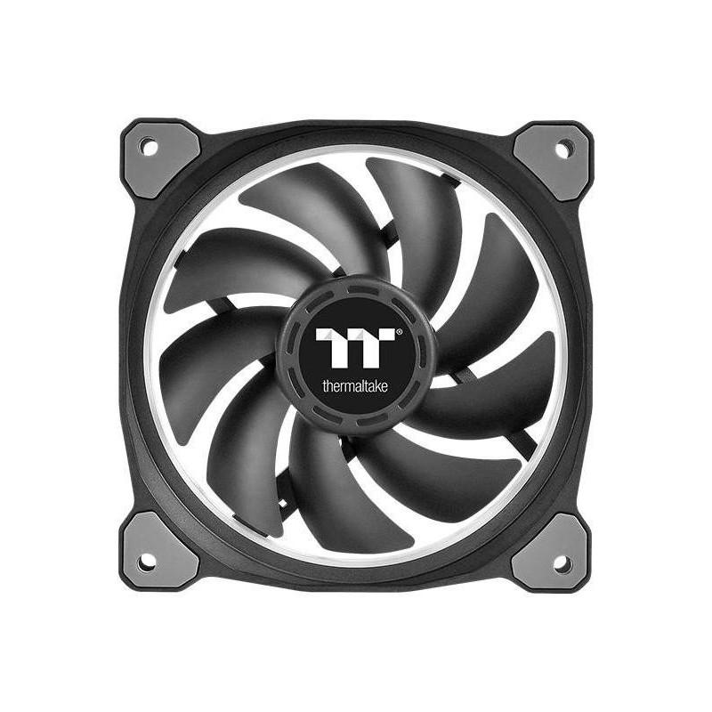 Thermaltake Riing Plus 12 TT Prem Edi  120x120x25 - 3er Set+ Software to  download RGB