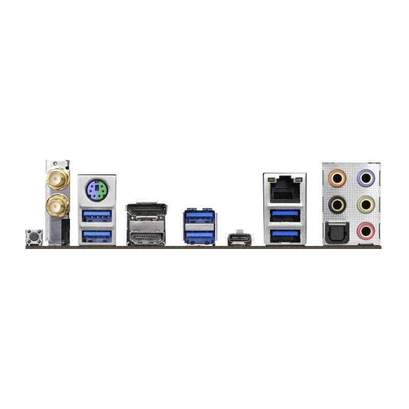 ASRock Z390 PHANTOM GAMING-ITX/AC - 1151